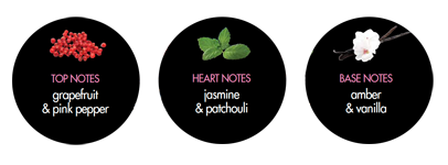 Pink Berry Notes